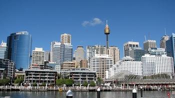 Третьим символом города, является Сиднейская Башня