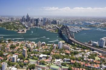 Сидней – город, в котором проживает около 20 процентов всего населения Австралии