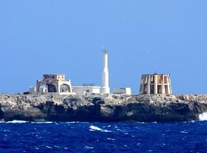 остров Сомбреро