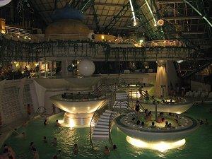 Развлекательный центр термальных вод - Caldea
