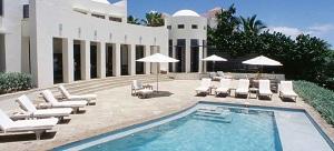 Самая роскошная вилла Cerulean Villa острова Ангилья
