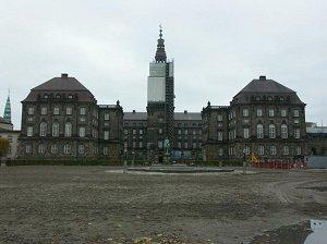 Парламент в Дании