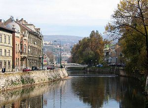 Туристические достопримечательности боснийской столицы Сараево сосредоточены в разных частях города