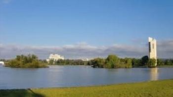 Искусственное озеро Гриффин