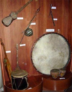 музыкальные инструменты в Азербайджане