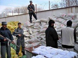 Наркобизнес в Афганистане