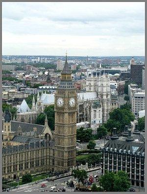 Биг-Бен, голос Лондона
