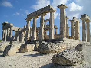 Греция - это страна-находка для любителей истории