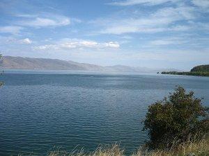 Армения, озеро Севан