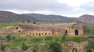 руины древнего Иераполя