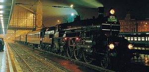 Маршрут императорского поезда