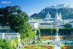 потрясающе красивая страна - Австрия