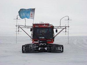 Сейсмические исследования Антарктиды