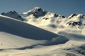 Озера под ледниками Антарктиды