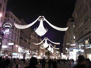 Вена в Рождество