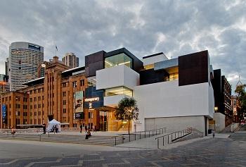 Музей Современного Искусства в Сиднее