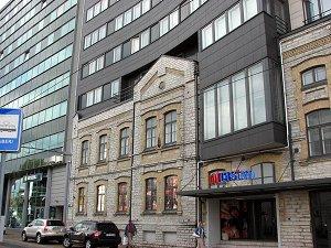 город контрастов-Таллинн