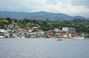 Лабуан — красивый безмятежный остров