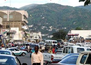 Столица африканского государства Бурунди Бужумбура (Bujumbura) известна как «кофейный порт»