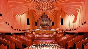 Сиднейский оперный театр - главный символ Сиднея