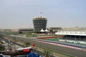 Место проведения гонок Формулы-1 в Бахрейне