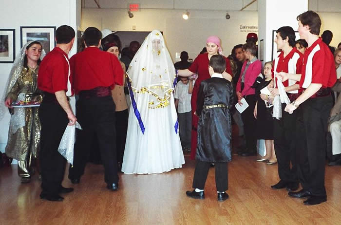 turkish wedding customs