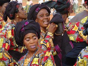 Национальная музыка имеет давние традиции и является неотъемлемой частью жизни народов Того
