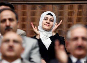 Женщина Турции