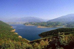 Самая большая река Албании - Дрин