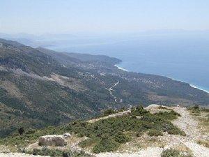 Албания - горная страна
