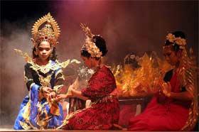 Тайский театр