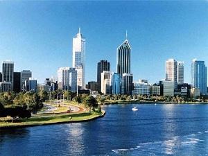 Перт - столица Западной Австралии