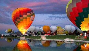 На воздушных шарах по Аастрии