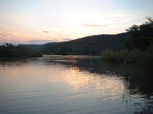 Река в Анголе