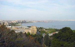 Восточная часть Азербайджана