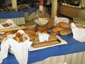греческий хлеб