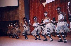 Ангола — страна бесконечного танца