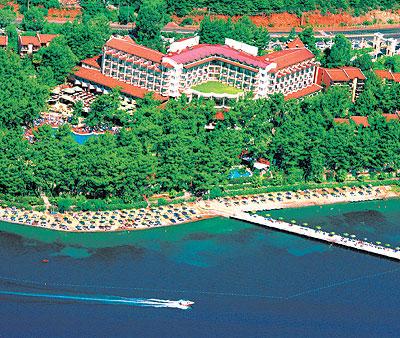 """отель """"Marmaris Palace"""""""