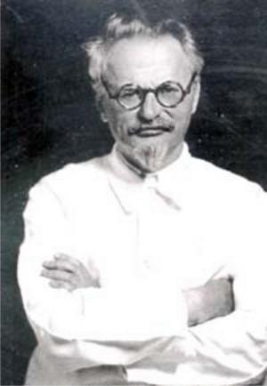 Лев Давидович Троцкий