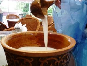 Вторые по популярности в Монголии – молочные продукты
