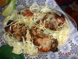 Рецепты от поваров Чингисхана!