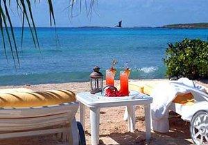 Антилья -пляж
