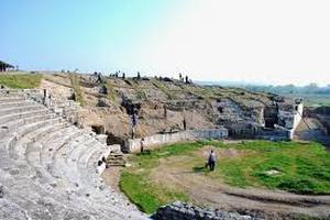Стоби – древний македонский город