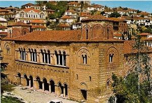 В Македонии сохранилось множество архитектурных памятников – зданий православных церквей и монастырей