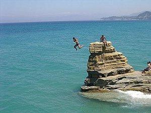 пляжи Адриатического и Ионического морей