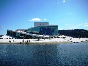 Новая Опера в Осло