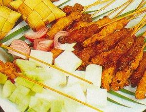 кухни народов Борнео