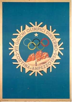 зимняя Олимпиада в Кортина д'Ампеццо