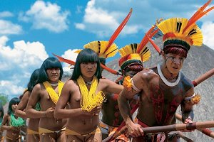 Индейцы калапало