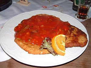 Kaiserschnitzel